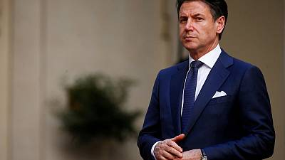 Italy's PM Conte says blocking rail-link with France would cost more than completing it