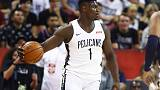 Nike inks endorsement deal with basketball star Zion Williamson