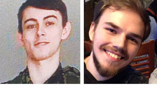 Missing Canada teens now suspects in murder of tourists