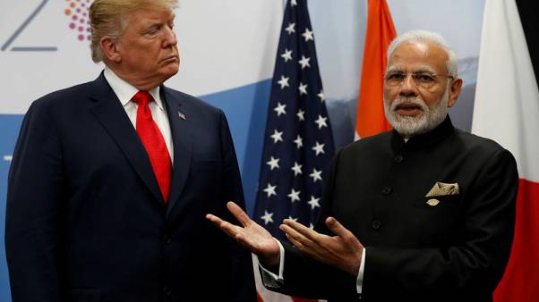 India says Modi never asked for Trump to mediate over Kashmir