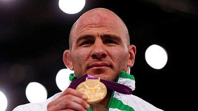 Doping: Uzbek wrestler Taymazov stripped of London 2012 gold medal