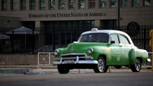 Scans show changes to brains of Havana U.S. embassy workers who reported illness