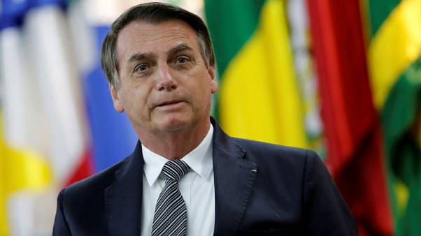 Bolsonaro to visit China and the Middle East in October