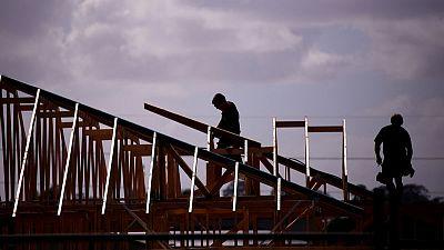 Cracks in home building sector rattle Australia's economy