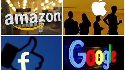Big Tech faces broad U.S. Justice Department antitrust probe