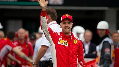 Vettel facing his demons on return to Hockenheim