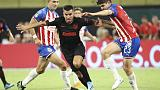 Atletico Madrid edge Guadalajara on penalties in Arlington