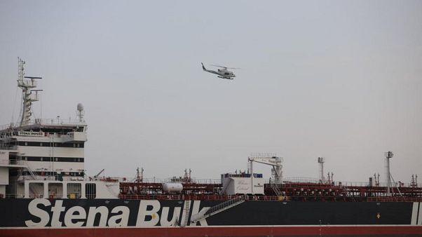 شركة ستينا بالك: طاقم الناقلة التي تحتجزها إيران بخير
