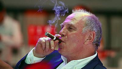 Bayern chief Hoeness to retire in November - report