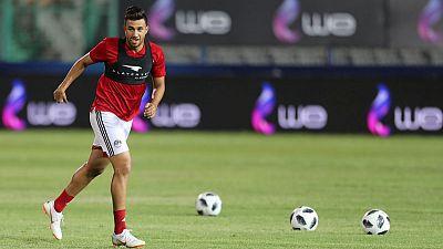 Aston Villa sign Egypt winger 'Trezeguet'