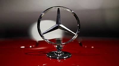 Daimler second quarter hammered by one-off, diesel charges