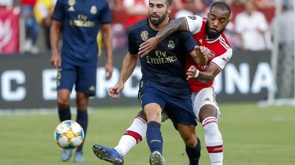 Real-Arsenal 3-2, si infortuna Asenzio