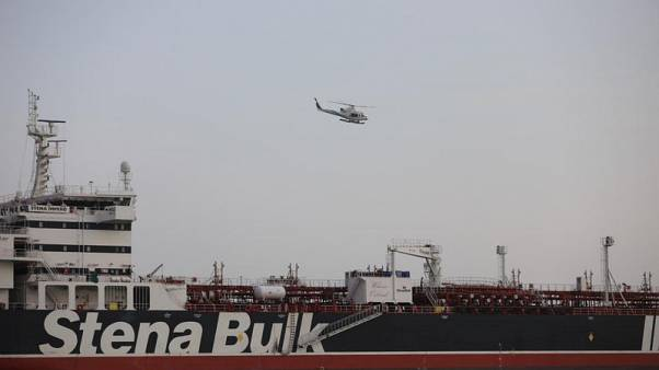 Stena Bulk says spoke to seized tanker's crew, all are safe and well