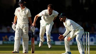Ireland in command after bowling England out for 85