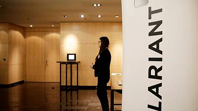 Clariant CEO exits abruptly, renewing turmoil at Swiss group