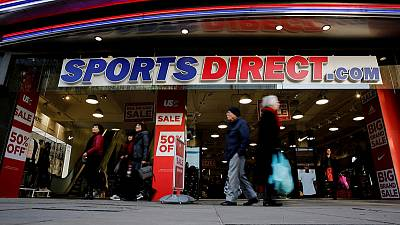 Sports Direct says delayed full-year results to meet guidance