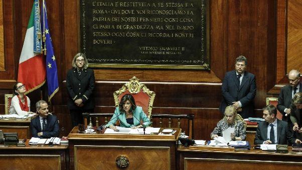 Lega: Casellati, da me nessuna censura