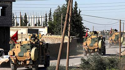 U.S., Turkey committed to accelerated progress on roadmap for Syria's Manbij - statement