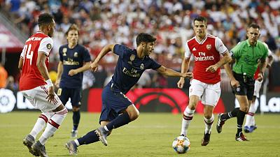 Real's Asensio suffers anterior cruciate ligament injury