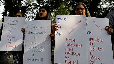 India's home minister to head panel on workplace sexual harassment