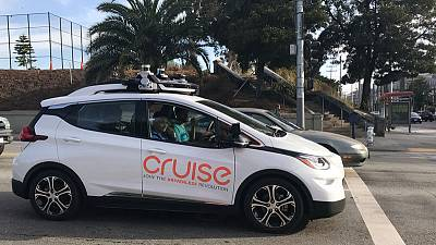 GM Cruise to delay commercial launch of self-driving cars to beyond 2019