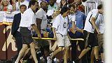 أسينسيو مهاجم ريال يتعرض لإصابة بقطع في الرباط الصليبي بالركبة اليسرى
