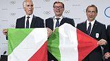 Malagò, vertice su governance il 31/7
