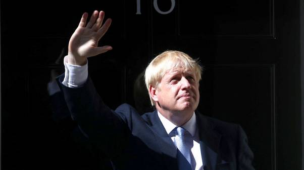 بوريس جونسون يصبح رسميا رئيس وزراء بريطانيا