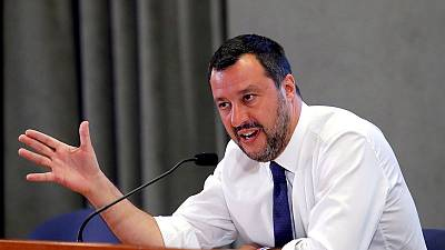 Italy's government wins confidence vote on decree targeting migrant rescue ships