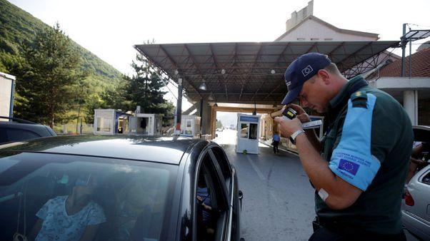 On Albania border patrol, EU's Frontex helps tackle migrant flow