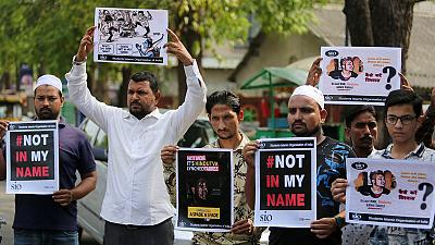 Film-makers, historians urge Indian PM to stop mob attacks on minorities