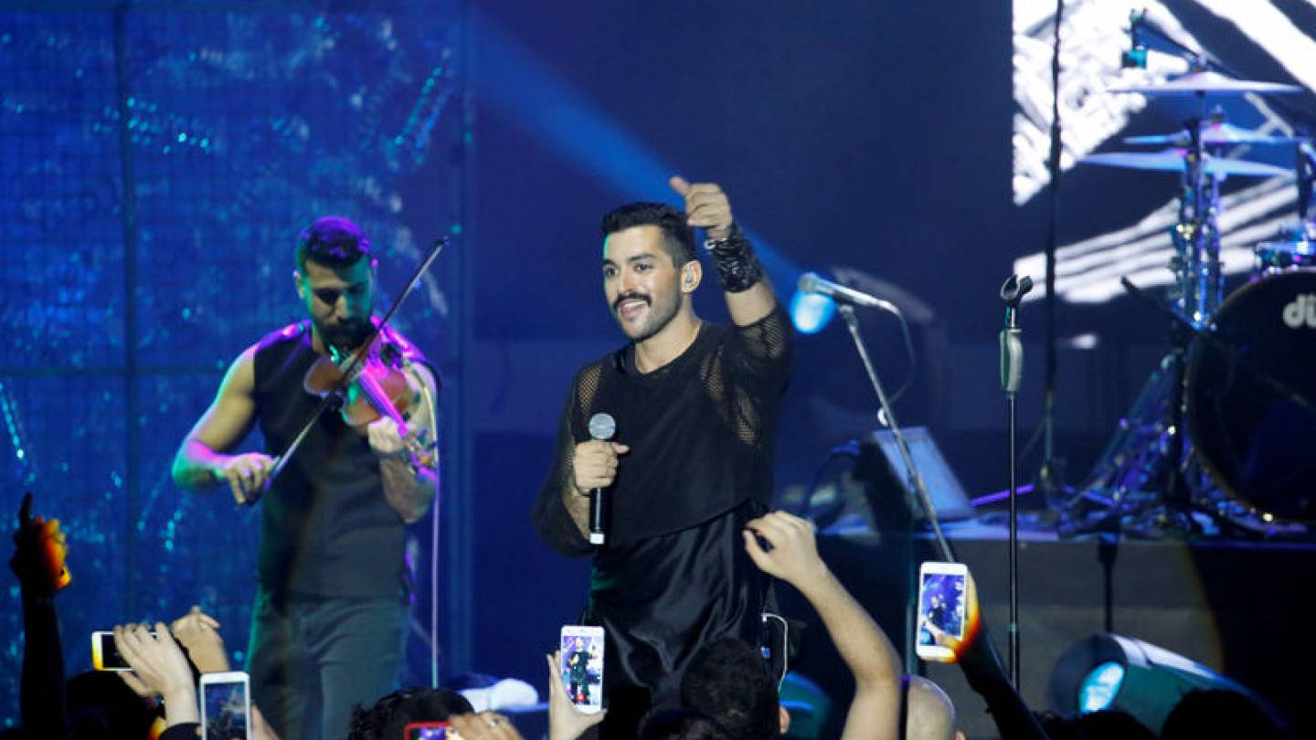 Lebanese police to probe rock band for 'insulting religion' - lawyer