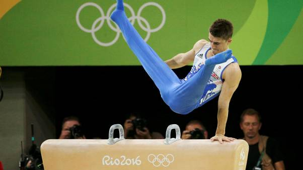 Olympics: Whitlock limbers up for Tokyo with Paris also in mind