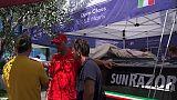 SunRazor01, barca solare tutta italiana