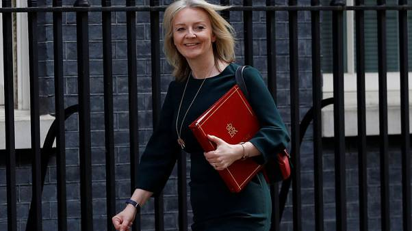 Factbox: Five facts about Liz Truss, Britain's new trade minister