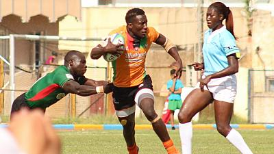 Rugby: 1HZ, The Zambian Play Maker