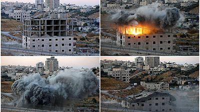 دبلوماسيون: أمريكا تمنع صدور بيان من مجلس الأمن يدين هدم إسرائيل منازل فلسطينيين
