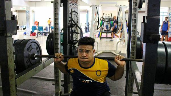 Rugby: Coconut lift - Samoa prop Sao brings power from Savai'i