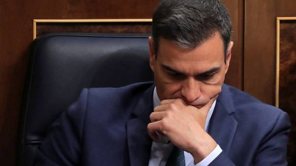 Spain's Sanchez loses bid to be confirmed as PM, eyes fresh attempt