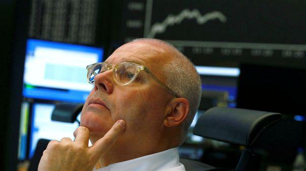 LVMH, InBev lift European shares ahead of ECB meeting