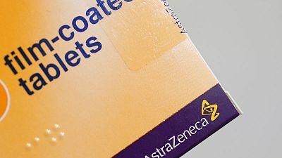 AstraZeneca lifts sales outlook after second-quarter cancer drug boost