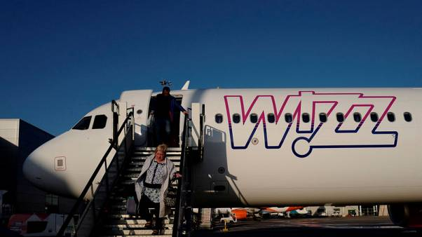 Wizz Air increases capacity growth after strong start to year