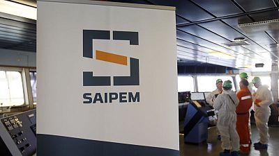Saipem sticks to cautious outlook after beating second-quarter forecasts