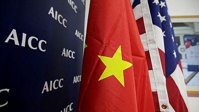 مفاوضو التجارة الأمريكيون والصينيون يجتمعون بشنغهاي في 30-31 يوليو