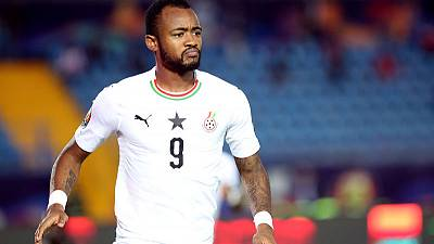 Crystal Palace sign Ghana's Ayew after successful loan spell