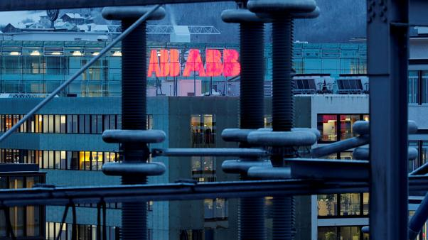 ABB quarterly profit plunges on automotive slowdown, solar business charge