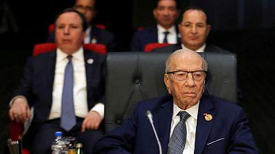 Tunisian President Essebsi has died - presidency