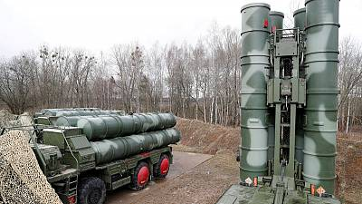 Turkey's first shipment of Russian S-400s complete, second planned for Ankara -officials
