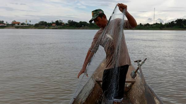Missing Mekong waters rouse suspicions of China
