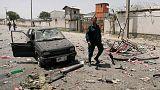 وكالة أعماق: تنظيم الدولة الإسلامية يعلن مسؤوليته عن انفجارين في كابول